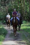 Катание на лошадях для подростков