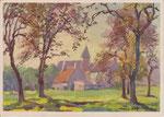 BILLÉ Jacques   France (1880 - 1943) Paysages, ...