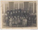 Lanquesaint photo d'école 1930