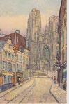 VERHEVICK Firmin Belgique (1874-1962)
