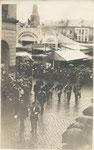 Ath Anonyme [Photo-carte Cortège de ducasse 1919]