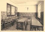 Ath THILL, NELS, Ern. Thill Collège Saint-Julien - Ath   Le réfectoire des externes.