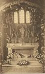 Ath Select Photo-Lefebvre Carmel d'Ath Chapelle de Sainte-Thérèse de l'Enfant-Jésus R