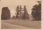 Moulbaix NELS, Ern. Thill Château de Moulbaix [façade principale, avec arbres devant]
