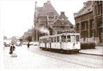 Ath Anonyme Ath Gare - Départ pour Flobecq 31 05 1953