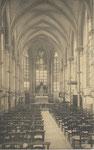 Leuze NELS Ern. Thill Leuze - Etablissement des Soeurs de St. François de Sales.   Chapelle de l'archiconfrérie