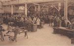 Tournai NELS, Ern. Thill Ecole professionnelle Don Bosco, Tournai   Atelier de mécanique.