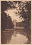 Moulbaix NELS, Ern. Thill Château de Moulbaix [reflet du château dans l'étang]