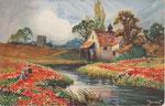 YOUNG Walter Hayward Angleterre (1868-1920)