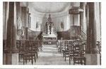 Edit. SAINT-LUC Intérieur de l'église d'Arbres