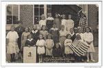 Lanquesaint photo d'école 1918