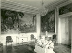 Grand salon toiles