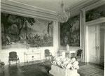 Grand salon toiles