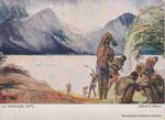 ALLARD L'OLIVIER Fernand   Belgique (1883 - 1933)   paysages, scènes africaines