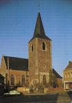 Bassilly A.R.P. Vue de l'église BASSILLY