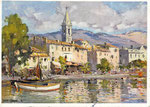 CARDELLA Tony France (1898 - 1976) [port de Sanary]