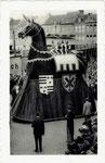 Ath THILL,NELS Lefebvre 60 – Ath – Cortège Folklorique (4e dim. d'août). Le Cheval Bayard