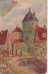 RAMMELT-BÜRGER Käthe Allemagne (1877-1943)