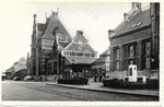 Ath THILL,NELS Lefebvre 57 – Ath   La Gare et la Poste.