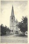 Tournai NELS, Ern. Thill n° 39 Tournai Eglise de la Madeleine.