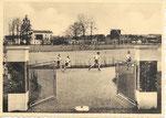 Ath THILL, NELS, Ern. Thill Collège Saint-Julien - Ath   Terrain de sports. [athlétisme]