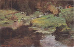 WISINGER-FLORIAN Olga Autriche (1844-1926)