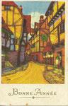 CARTER Reginald Angleterre (1886 - 1950) dessinateur prolifique