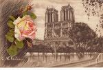 EMKA 517 Parvis dce Notre-Dame vu des Quais