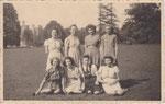 Anonyme   Photo carte sans légende   Mai 1945 La chorale