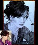 Portrait zeichnen lassen nach Fotovorlage