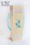 Коробка для куклы ручной работы. Автор Маслик Ольга