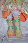 Куколка в подарок. Кукла текстильная Маслик Ольги