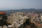 Die alten Stadtmauern