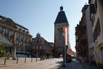 Das Tor zur Altstadt von Speyer