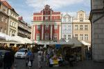 Marktplatz von Posen