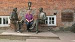 Ein kurzes Geplänkel mit Oscar Wilde und Oskar Vilde