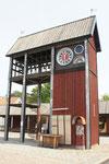 Glockenturm auf dem Marktplatz