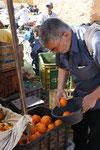 saftige Orangen für den Vitaminbedarf