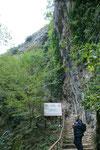 Hoch zur Höhle