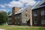 Auch die neuen Häuser werden aus Holz gebaut