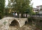""""""" Tessinerbrücke"""" mit Nussbaum"""