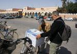 Marokkanische Befestigung, hält prime