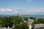 Blick vom Glockenturm