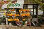 Orangen sind im Angebot