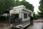 Campingplatz Mykene