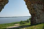 Wunderschöne Aussicht auf den See