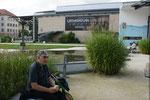 Das Blindenmuseum, leider ohne uns