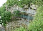 Wasserfall von Valaste