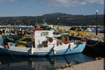 Der kleine Fischerhafen.