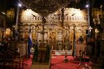 Prunk, Prunk, Prunk in der griechisch orthodoxen Kirche